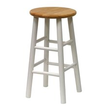 "<strong>Winsome</strong> Basics 30"" Bar Stool (Set of 2)"
