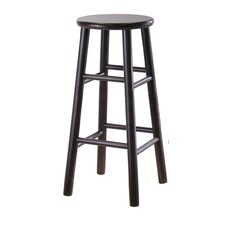 "<strong>Winsome</strong> Espresso 29"" Bar Stool (Set of 2)"