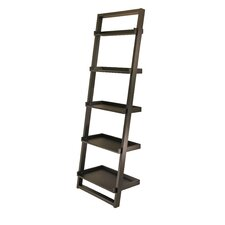 Bailey 5-Tier Leaning Shelf