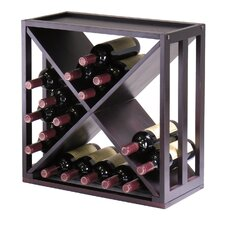 <strong>Winsome</strong> Kingston 24 Bottle Wine Rack