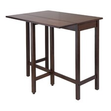 <strong>Winsome</strong> Lynnwood Drop Leaf High Table