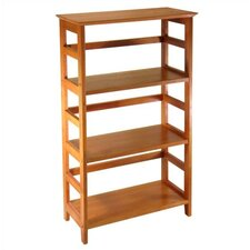 "Studio 42"" H Home Office Four Tier Bookshelf"