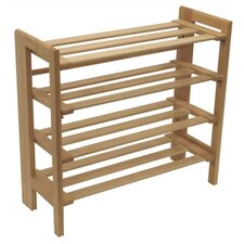 <strong>Winsome</strong> Basics 4 Tier Shoe Rack
