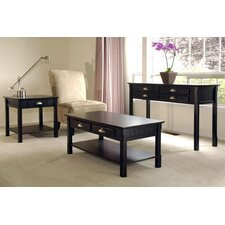 Oak Park 3 Piece Coffee Table Set