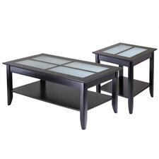 Syrah Coffee Table Set