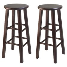 "<strong>Winsome</strong> 29.13"" Bar Stool (Set of 2)"