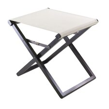 Canvas Folding Accent Stool