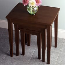 <strong>Winsome</strong> Regalia 3 Piece Nesting Tables