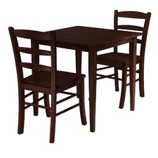 <strong>Winsome</strong> Groveland 3 Piece Dining Set
