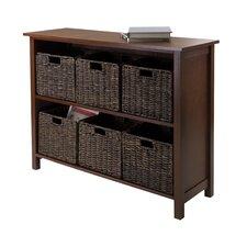 Granville 7 Piece Storage Shelf Set