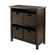 Granville 5 Piece Storage Shelf Set
