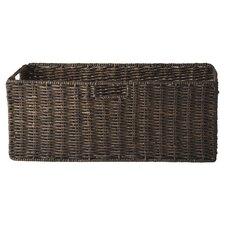 Granville Foldable Large Corn Husk Basket (Set of 2)