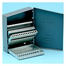 """29-Pieces 1/16"""" to 1/2"""" x 64ths Drill Index Dispensers"""