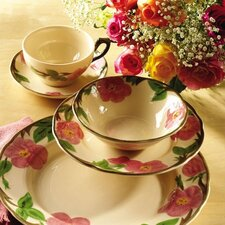 Desert Rose 5 Piece Place Setting