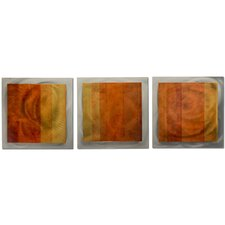 Essence Autumn 3 Piece Canvas Art Set
