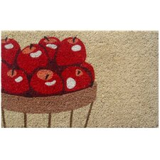 Apples Doormat