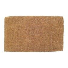 Handwoven Extra Thick Blank Coconut Fiber Doormat