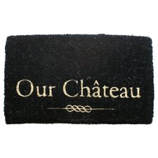 Our Chateau Doormat