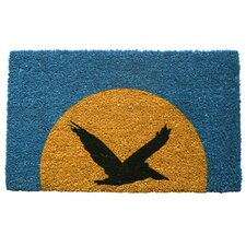 Sweet Home Flying Pelican Doormat