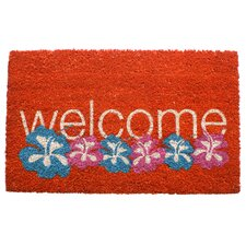 <strong>Entryways</strong> Sweet Home Warm Welcome Doormat