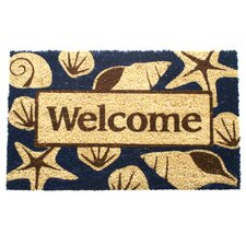 Sweet Home Beach Welcome Doormat