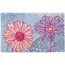 Sweet Home Daisy Drawing Doormat