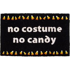 Sweet Home No Candy Doormat