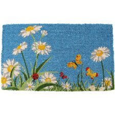 Handmade One Summer Day Doormat