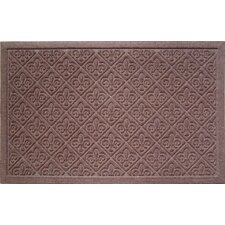 <strong>Entryways</strong> Weather Beater Fleur De Lis Mat