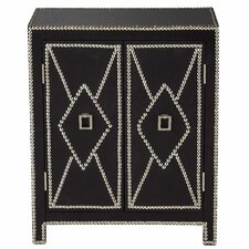 Diamond Nailhead Chest