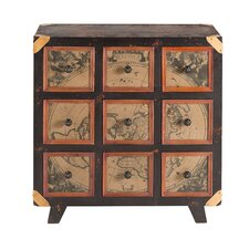 Magellan 9 Drawer Chest