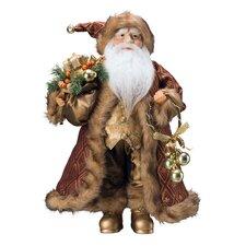 Santa with Coat
