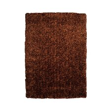 Bombay Luxe Shag Brown Rug