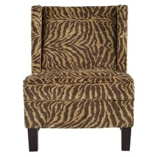 Safari Print Chair