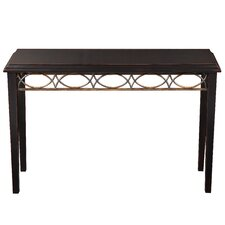 <strong>Bombay Heritage</strong> Fretwork Console Table