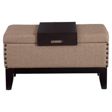 Notlyn Bench w/ Tray