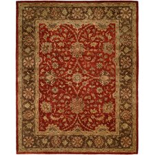 Empire Rust / Brown Rug