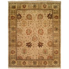 <strong>Wildon Home ®</strong> Ivory / Summer Gold Rug