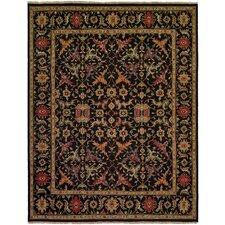 <strong>Wildon Home ®</strong> Black Rug
