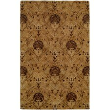 <strong>Wildon Home ®</strong> Bisque / Brown Rug