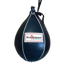 <strong>Pro Impact Sports</strong> Genuine Leather Speedbag
