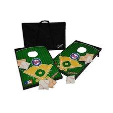 MLB Baseball Toss II Game Set