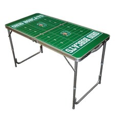 "<strong>Tailgate Toss</strong> NCAA 24"" x 48"" Tailgate Table"