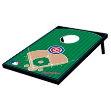 <strong>Tailgate Toss</strong> MLB Baseball Bean Bag Toss Game