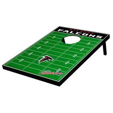 <strong>Tailgate Toss</strong> NFL Football Bean Bag Toss Game