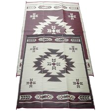 <strong>Fireside Patio Mats</strong> Navajo Breeze Mat