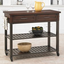 Cabin Creek Kitchen Cart