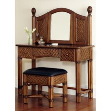 Marco Island Vanity with Mirror