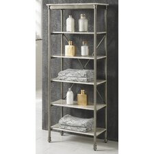 "<strong>Home Styles</strong> Orleans 24"" x 60"" 6 Tier Shelf"