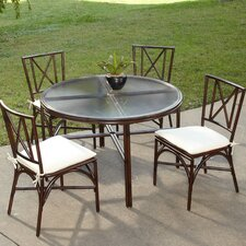 <strong>Home Styles</strong> Bimini Jim 5 Piece Dining Set
